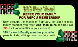 $25 membership incentive image