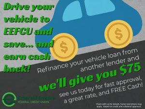 Immage of vehicle loan promotion