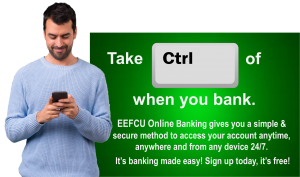 Take control of your banking