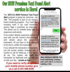 premium text alerts