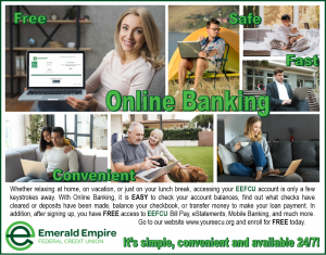 Online Banking Collage