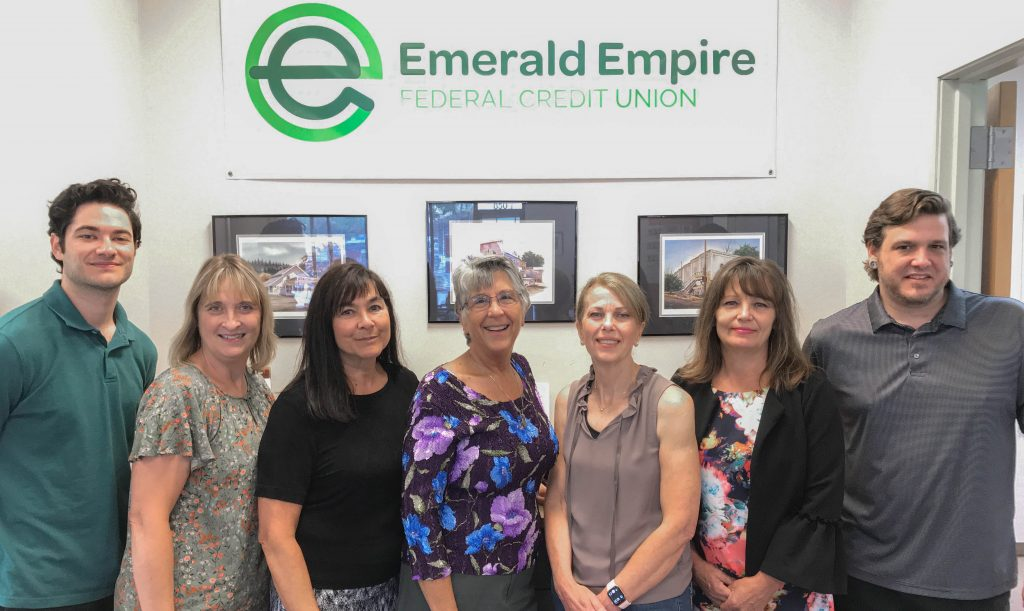 Emerald Empire FCU Employees