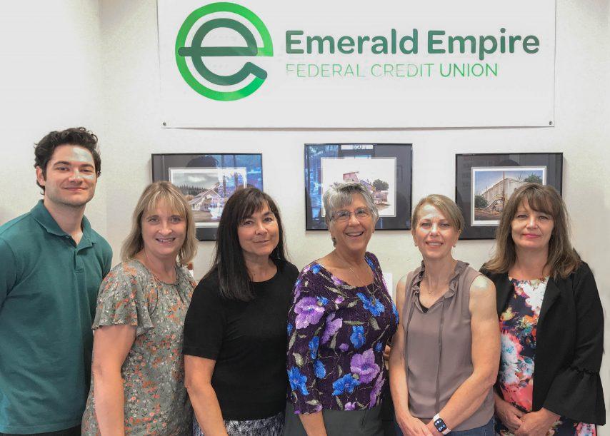 Emerald Empire FCU Employees